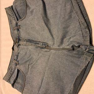 LA Blues Jean shorts
